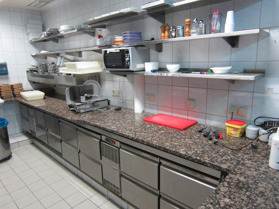 gastro-de costanzo - gebraucht geräte - Gastronomie Küche Gebraucht